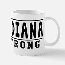 Indiana Strong Designs Mug