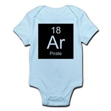 Ar Pirate Infant Bodysuit