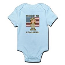 Proud of my Mom -Fighting for Freedom Body Suit