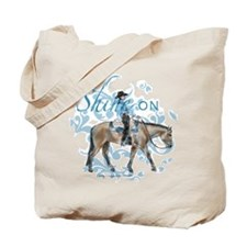 Western Pleasure Shine On Tote Bag
