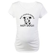 Ban Stupid People Shirt