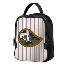 Basil Neoprene Lunch Bag