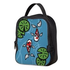 Fuku and Heiwa Neoprene Lunch Bag