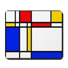'Modern Art' Mousepad