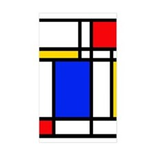 'Modern Art' Decal