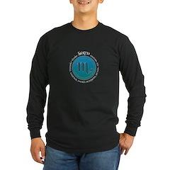 Scorpio Long Sleeve Dark T-Shirt