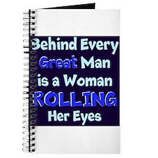 Rolling Eyes ~ Journal