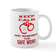 Remember The Safe Word Mug