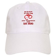 Remember The Safe Word Baseball Cap