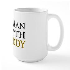 The Man The Myth The Daddy Mug