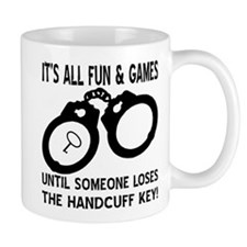 Loses The Handcuff Key Mug