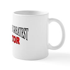 """The World's Greatest Mentor"" Mug"