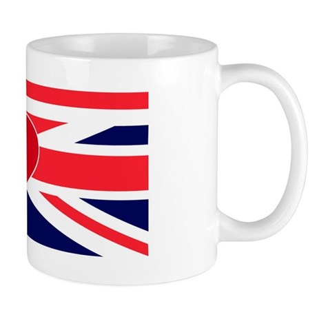USA & UK Love Mug
