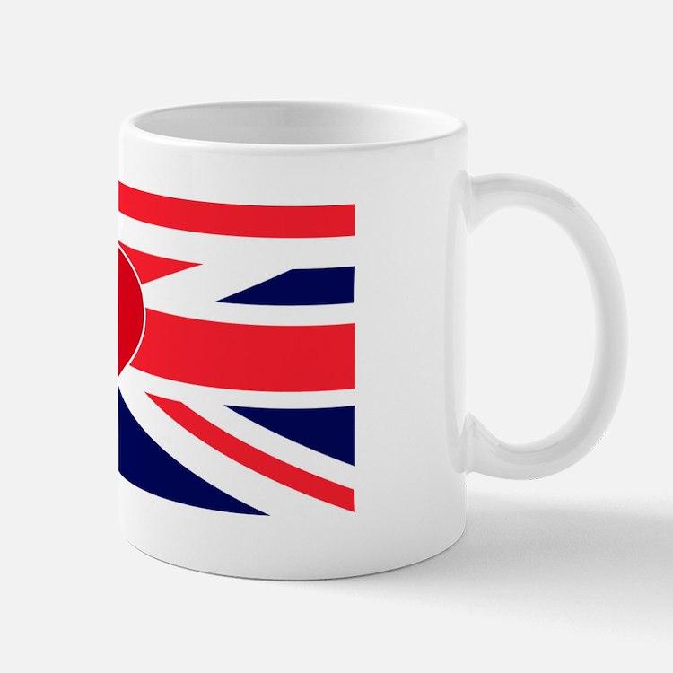 USA & UK Love Mug