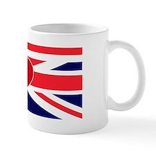 USA & UK Love Small Mugs