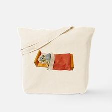 Sick Squirrel Tote Bag
