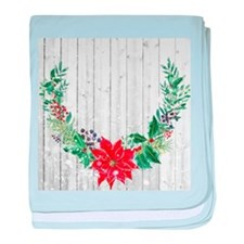 Christmascarolmusictree Leather Card Holder