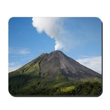 Arenal Volcano In Costa Rica Mousepad