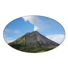 Arenal Volcano In Costa Rica Decal
