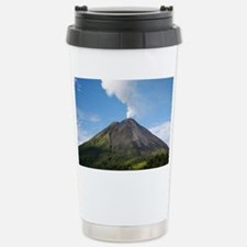 Arenal Volcano In Costa Rica Travel Mug