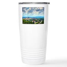 Asheville, North Carolina skyli Travel Mug
