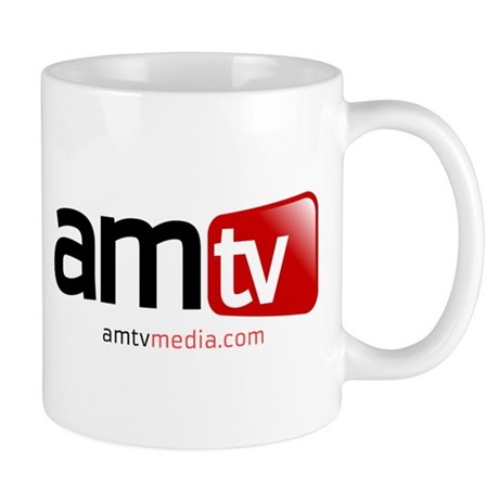 AMTV logo Mug