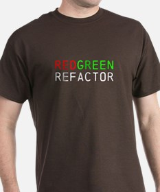 Red.Green.Refactor. T-Shirt T-Shirt