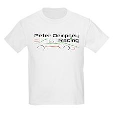 Peter Dempsey Racing T-Shirt | Kid's (White)
