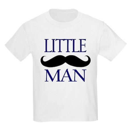 Little Man Mustache T-Shirt