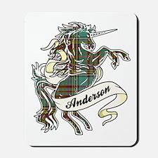 Anderson Unicorn Mousepad