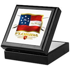 Florida -Deo Vindice Keepsake Box