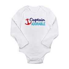 Captain Adorable Body Suit