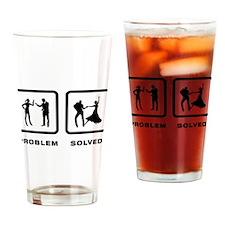 Dancing Drinking Glass