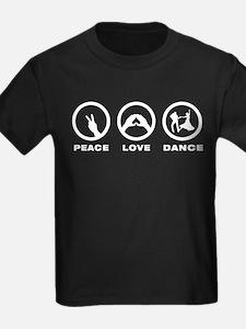 Dancing T