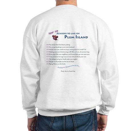 Top 10 Reasons - Sweatshirt