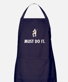 Classical Guitar Apron (dark)