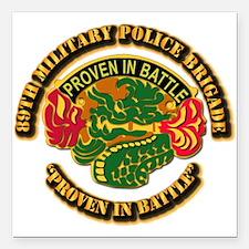 Army - DUI - 89th Military Police Brigade Square C