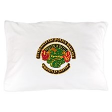 Army - DUI - 89th Military Police Brigade Pillow C