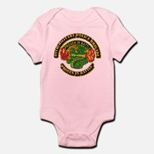 Army - DUI - 89th Military Police Brigade Infant B
