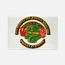 Army - DUI - 89th Military Police Brigade Rectangl