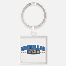 The Great Abdullah Keychains