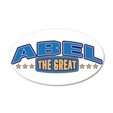 The Great Abel Wall Decal