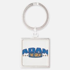 The Great Adan Keychains