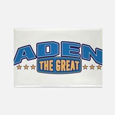 The Great Aden Rectangle Magnet