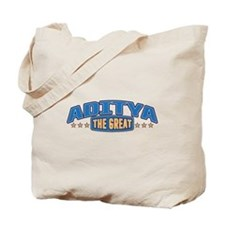 The Great Aditya Tote Bag