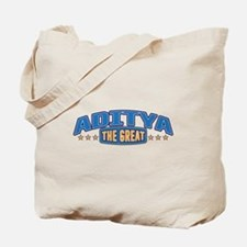 The Great Aditya Tote Bag
