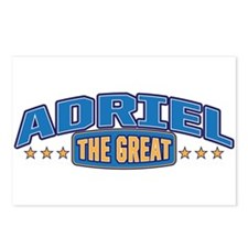 The Great Adriel Postcards (Package of 8)