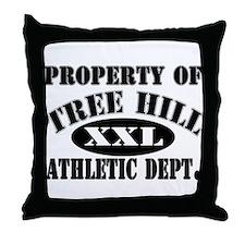 Funny One tree hill peyton Throw Pillow