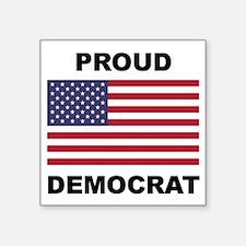 Democrat Pride (Flag) Sticker
