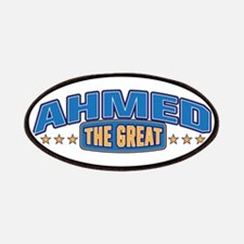 The Great Ahmed Patches